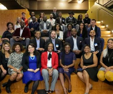 """Diverse Tech Professionals Converge at Salesforce for Second Annual """"40 Under 40: Tech Diversity – Silicon Valley"""" Reception and Awards Ceremony"""