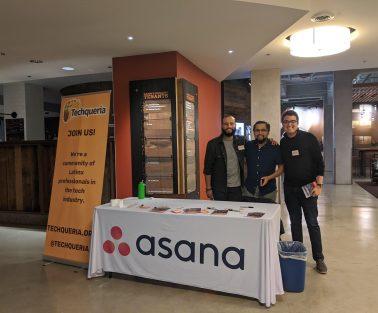 Asana & Techqueria