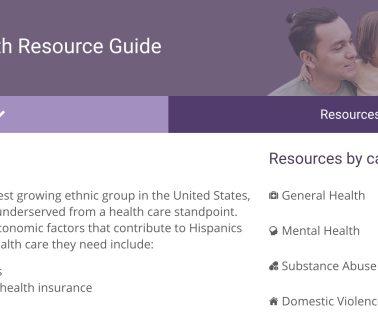 Latino Health Resources